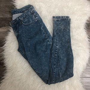 Joe's Jeans jeggings size 28 color mineral wash